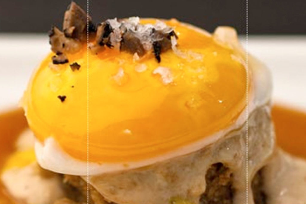 El Restaurante Eslava evoluciona las recetas más tradicionales (espacioeslava.com)
