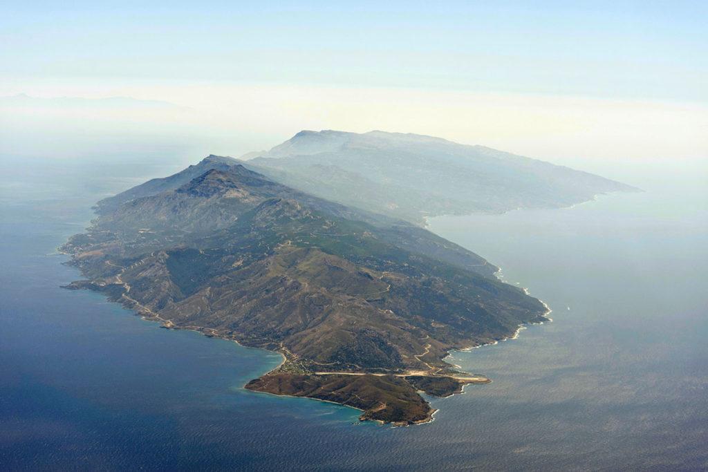 La capital de Ikaria es Agios Kirykos (iStock)