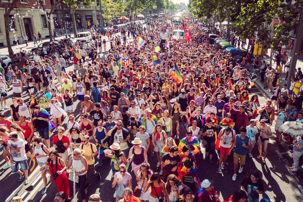 Los días fuertes del Pride Barcelona son 28 y 29 de junio (pridebarcelona.org)