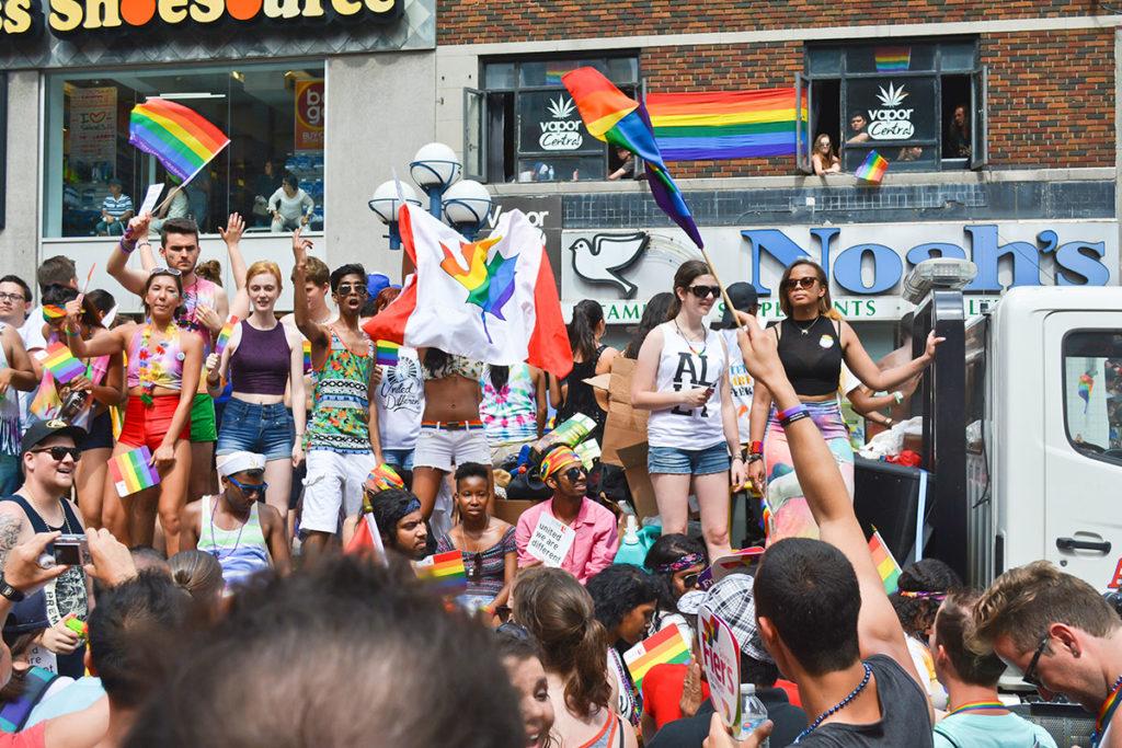 El Pride Toronto se celebra durante todo el mes de junio (iStock)