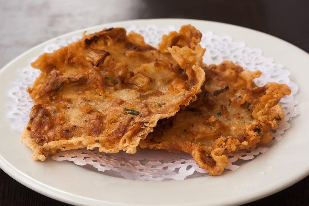 Imperdibles las tortillitas de camarones (iStock)