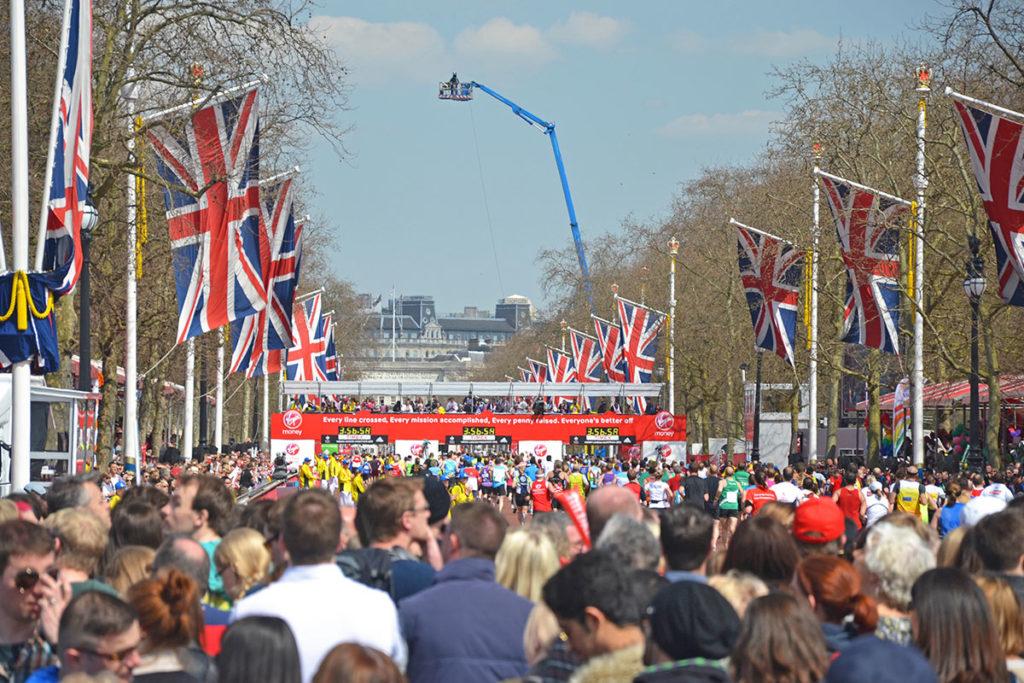 El Maratón de Londres se disputó el pasado 28 de abril (iStock)