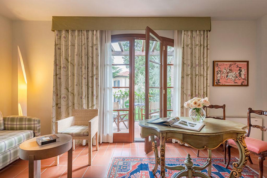 Villasanpaolo es uno de los hoteles ideales en tu ruta por la Toscana (villasanpaolo.com)