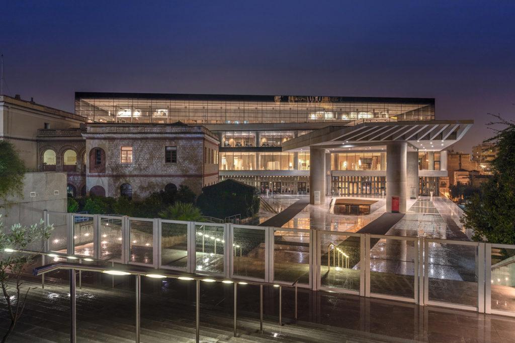 Museo de la Acrópolis (iStock)