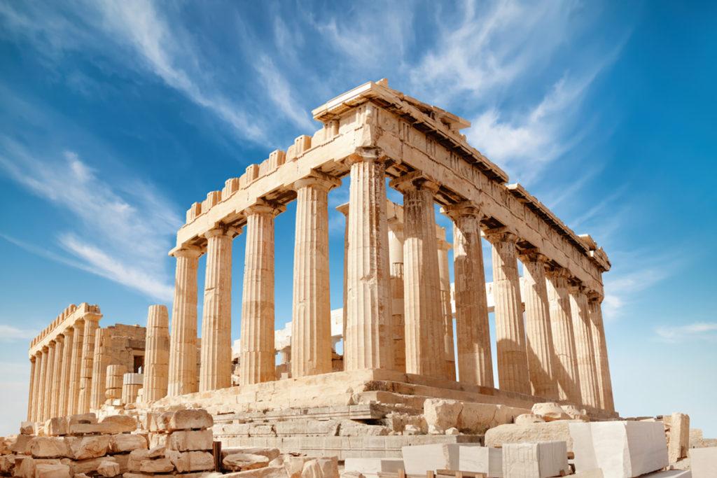 El Partenón (iStock)