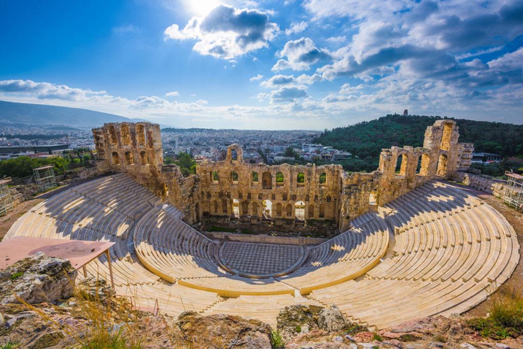 Teatro de Dioniso (iStock)