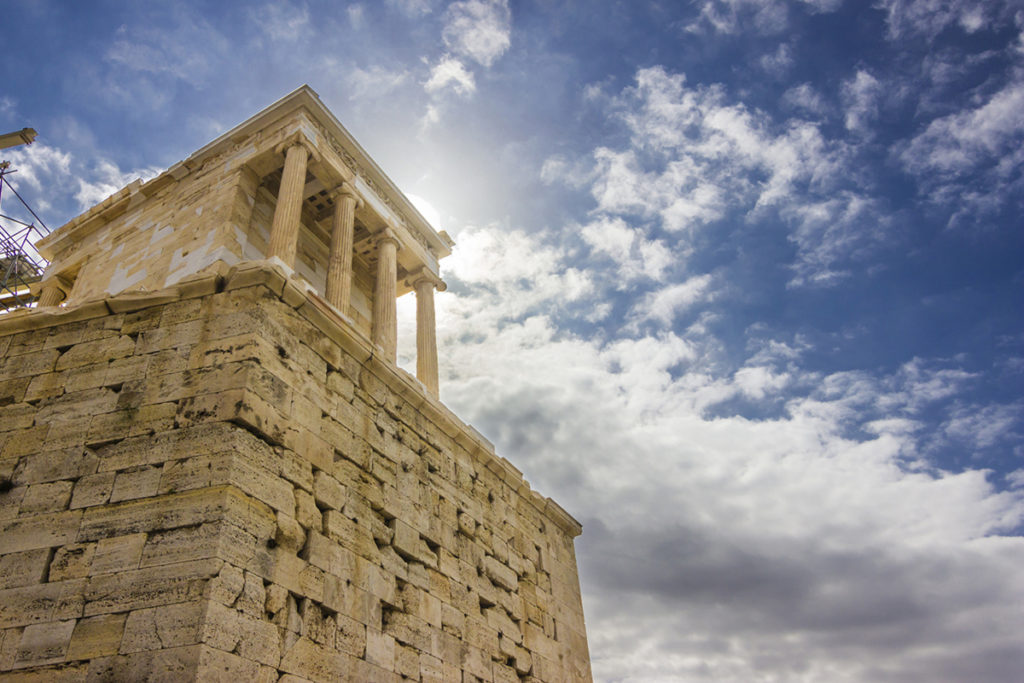 Templo de Atenea Nike (iStock)