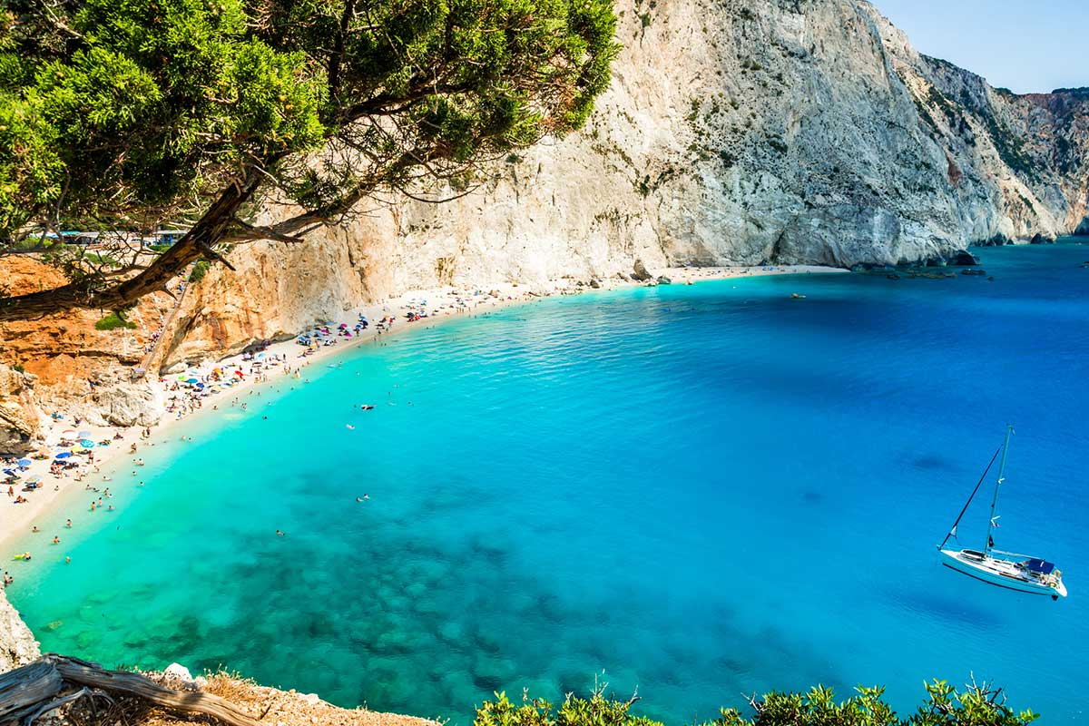 mejores playas griegas