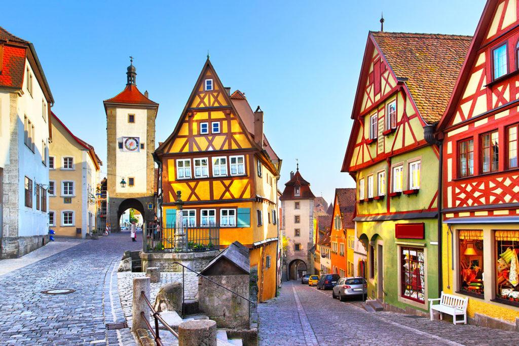 Rothenburg ob der Tauber, parada obligada en la Ruta Romántica (iStock)