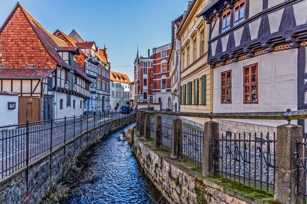 Quedlinburg fue declarada patrimonio de la humanidad en 1994 (iStock)