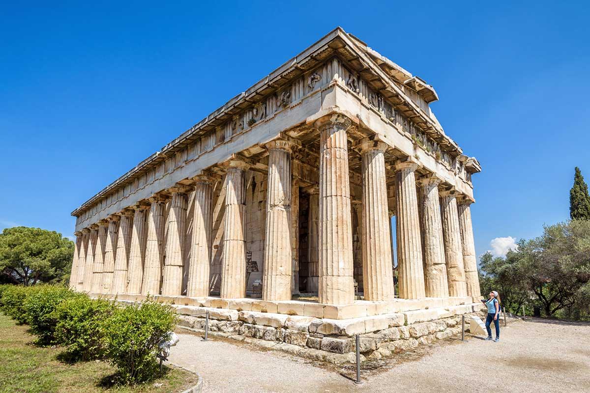 6 Templos Que Debes Visitar En Tu Ruta Por Grecia Rutas De Escape