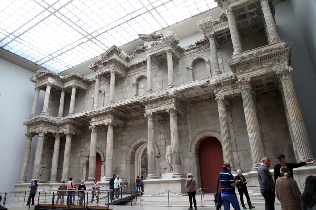 La Puerta de Mileto en el Museo de Pérgamo (iStock)