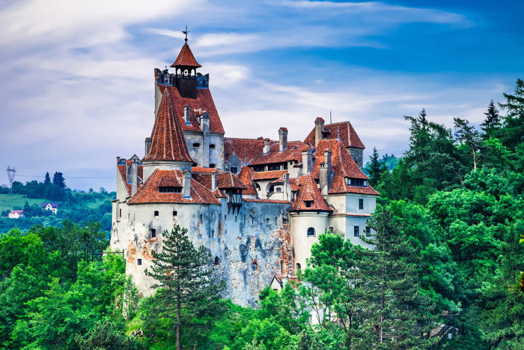 El Castillo de Bran está en la frontera entre Transilvania y Valaquia (iStock)