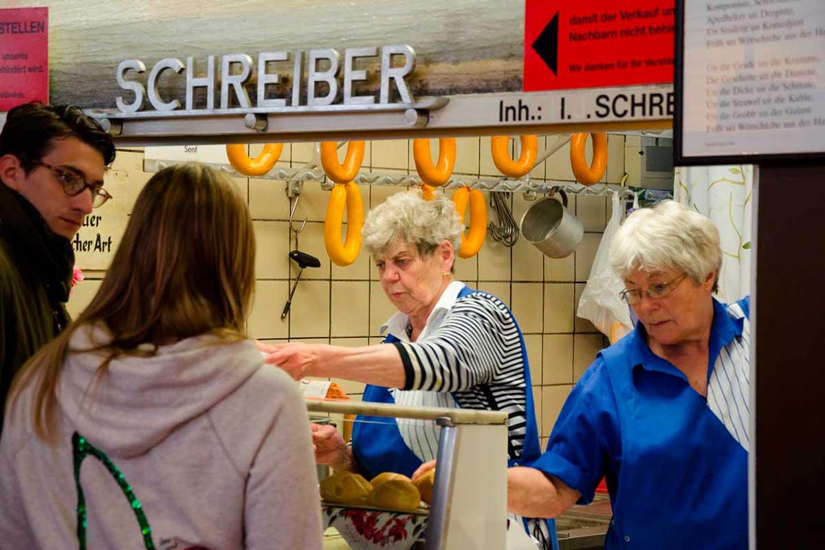comer en frankfurt