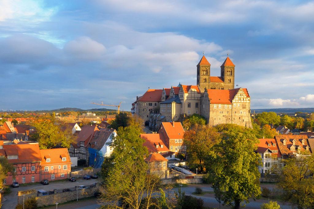 El Castillo es una visita inexcusable en Quedlinburg (iStock)
