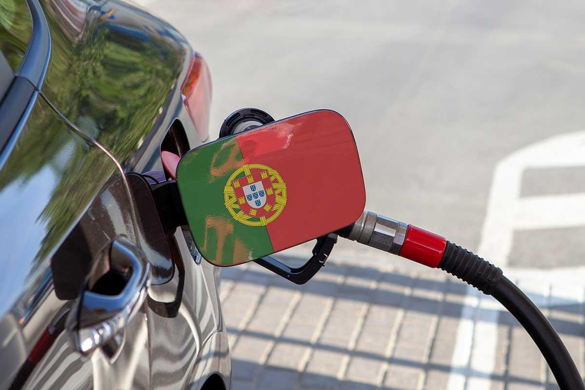 precio gasolina portugal