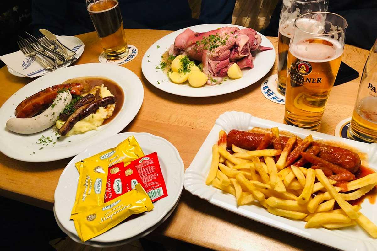 donde comer barato en berlin