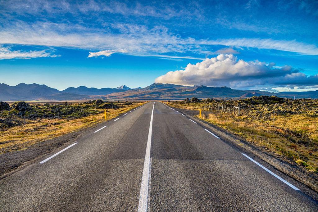 La Ring Road es circular y recorre toda la isla (iStock)