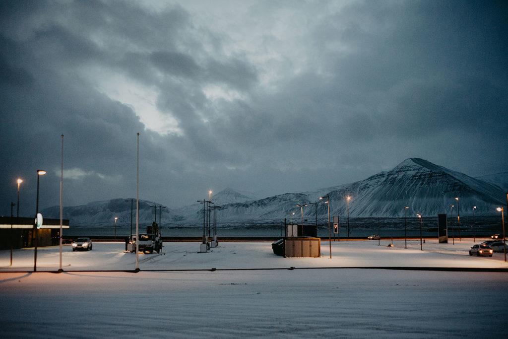 En Islandia escasean las gasolineras, así que debes ser previsor con el repostaje (iStock)