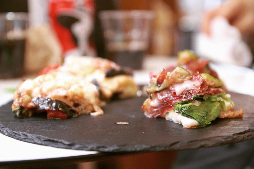 La pizza del Gustarium (www.facebook.com/gustarium)