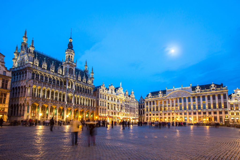 Grand-Place(iStock)