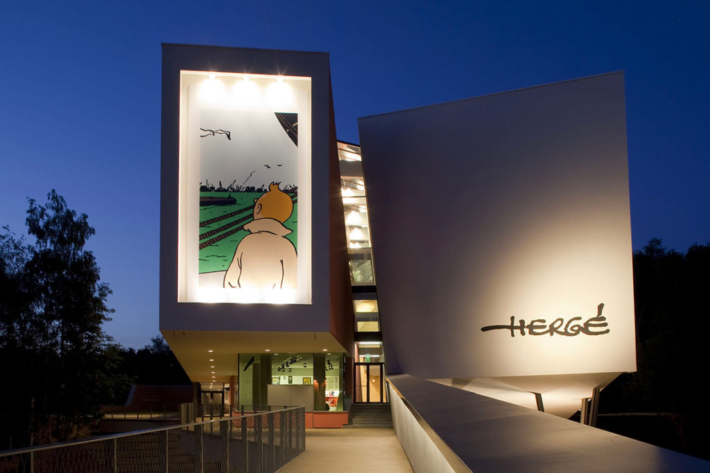 Museo de Tintín (www.museeherge.com)