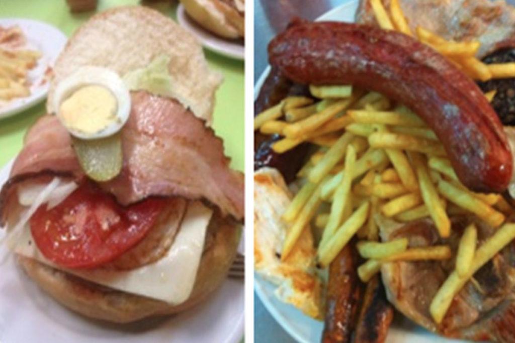 Si quieres una hamburguesa de las de antes, Burger Paco es tu lugar (https://www.facebook.com/burgerpaco/)