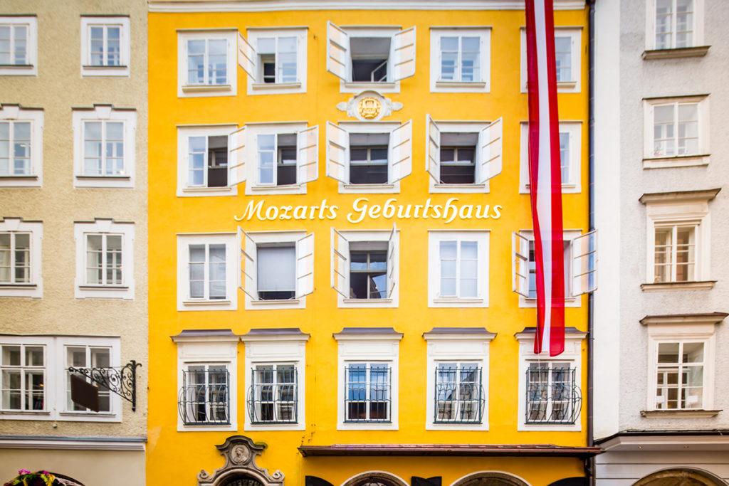 Casa de Mozart (iStock)