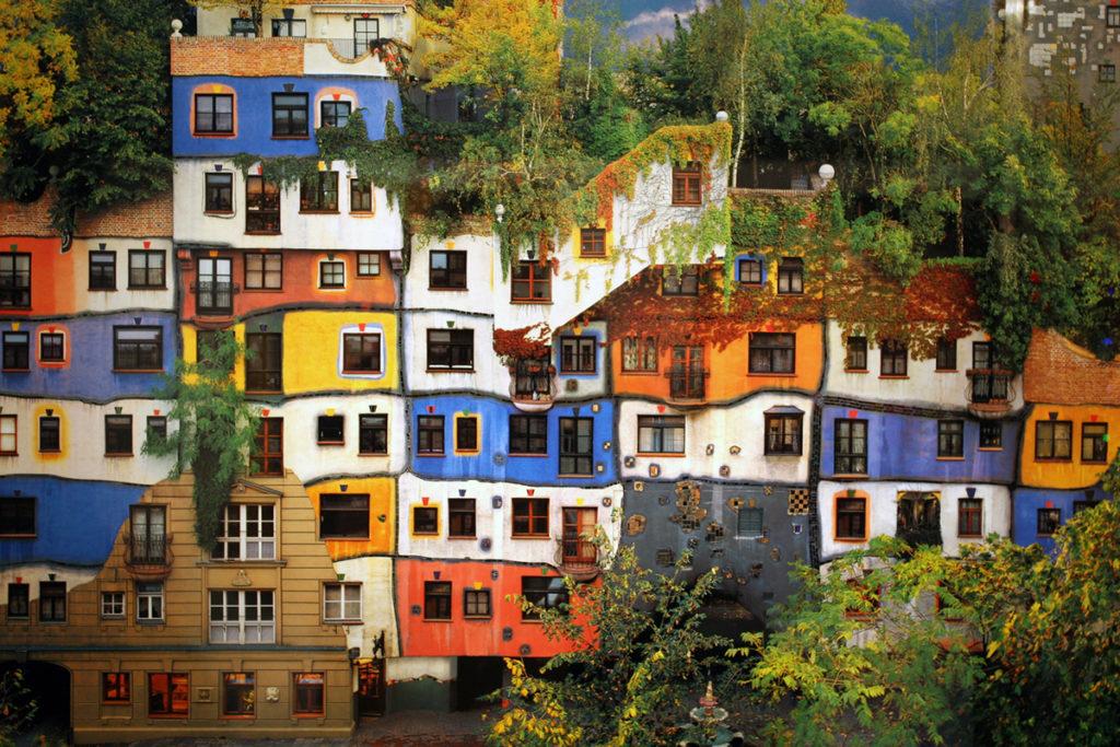 Hundertwasserhaus (iStock)