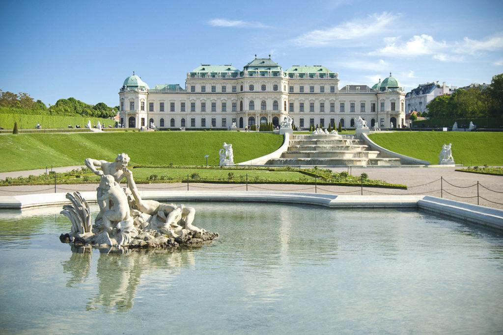 Palacio Belvedere (iStock)