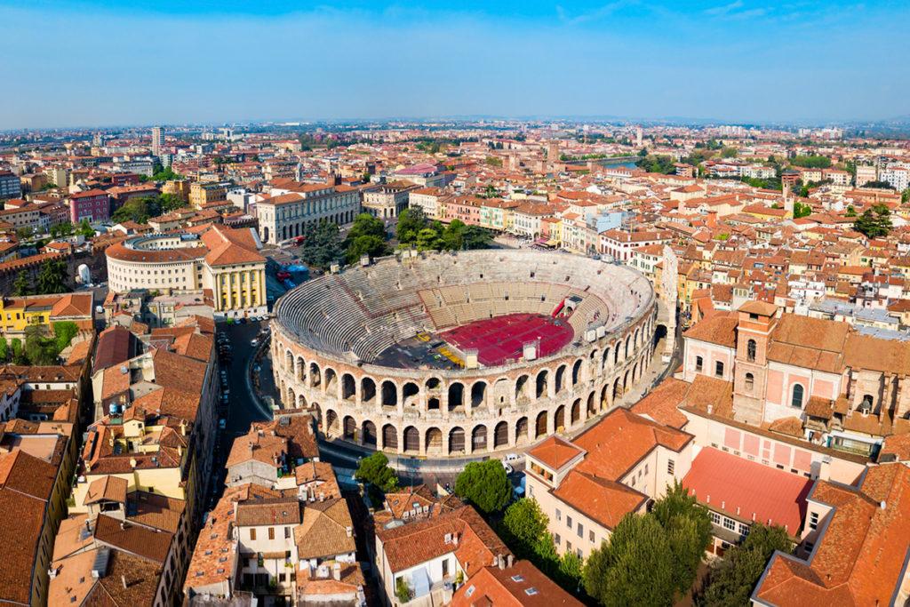 Arena de Verona (iStock)