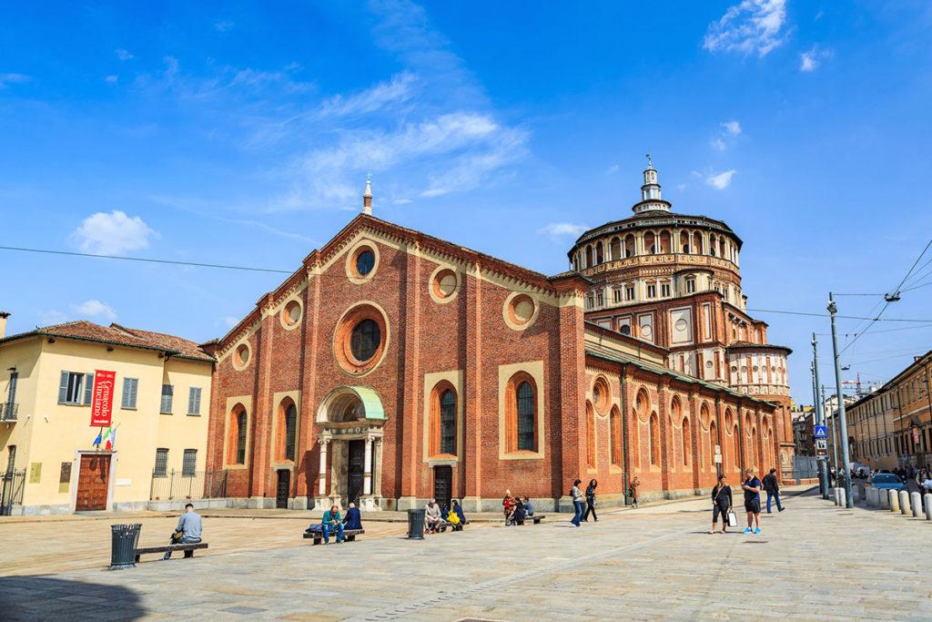 En Santa Maria delle Grazice está el fresco de Da Vinci La última cena (iStock)