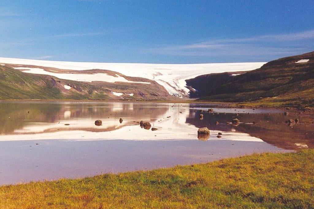 El Drangajökull es el único de los glaciares en Islandia que no ha perdido tamaño en los últimos años (AgainErick – commons.wikimedia.org)